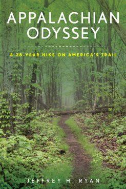 Appalachian Odyssey Book Cover